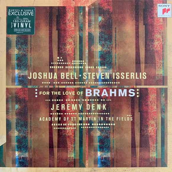 Joshua Bell - For The Love Of Brahms