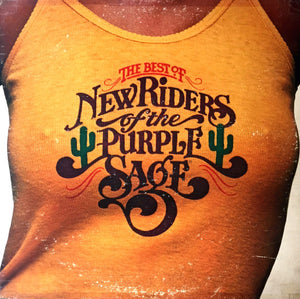 New Riders Of The Purple Sage - The Best Of