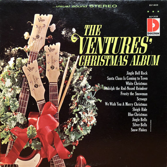 The Ventures - The Ventures' Christmas Album