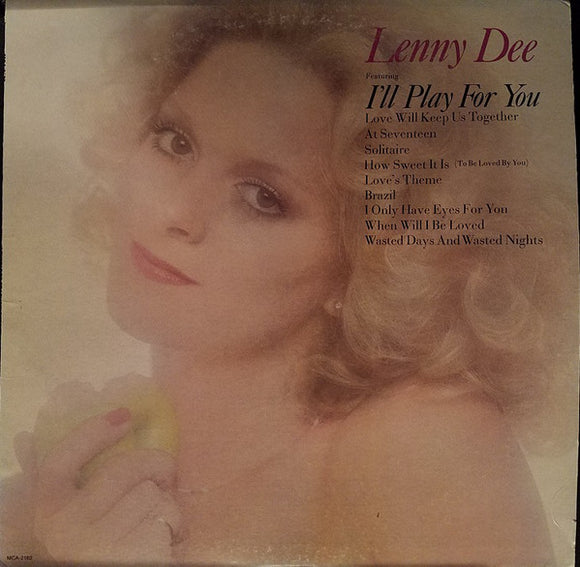 Lenny Dee - I'll Play For You And 9 Other Songs