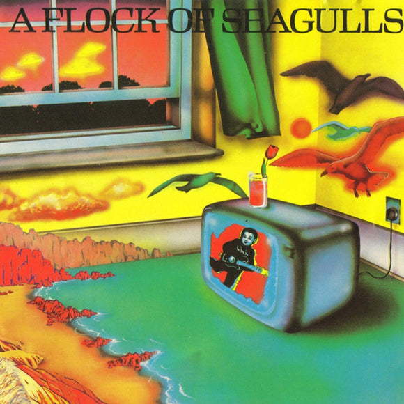 A Flock Of Seagulls - A Flock Of Seagulls