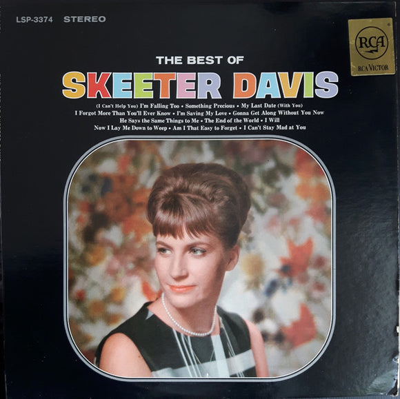 Skeeter Davis - The Best Of Skeeter Davis