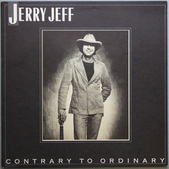 Jerry Jeff Walker - Contrary To Ordinary