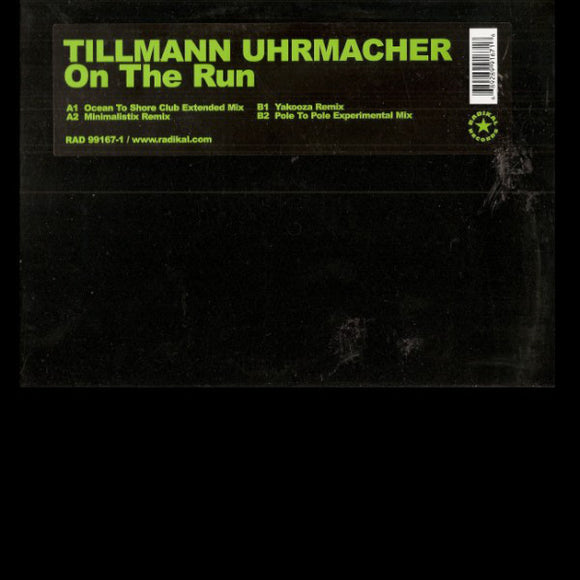Tillmann Uhrmacher - On The Run