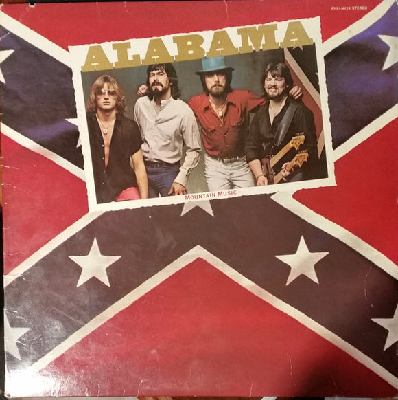 Alabama - Mountain Music