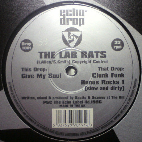 The Lab Rats - Give My Soul