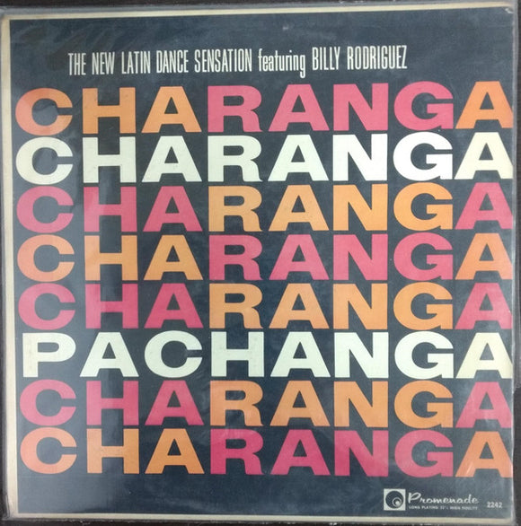 Billy Rodriguez - Charanga- Pachanga