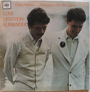Carlos Santana - Love Devotion Surrender