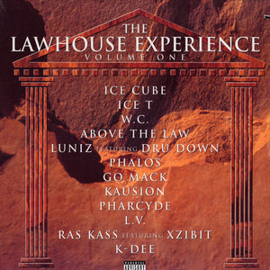 Various - The Lawhouse Experience, Volume One