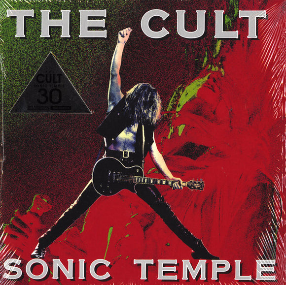 The Cult - Sonic Temple