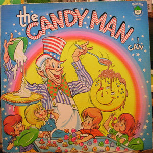 The Lollipop Singers - The Candy Man Can