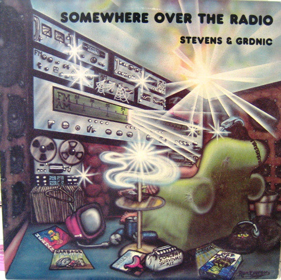 Stevens & Grdnic - Somewhere Over The Radio