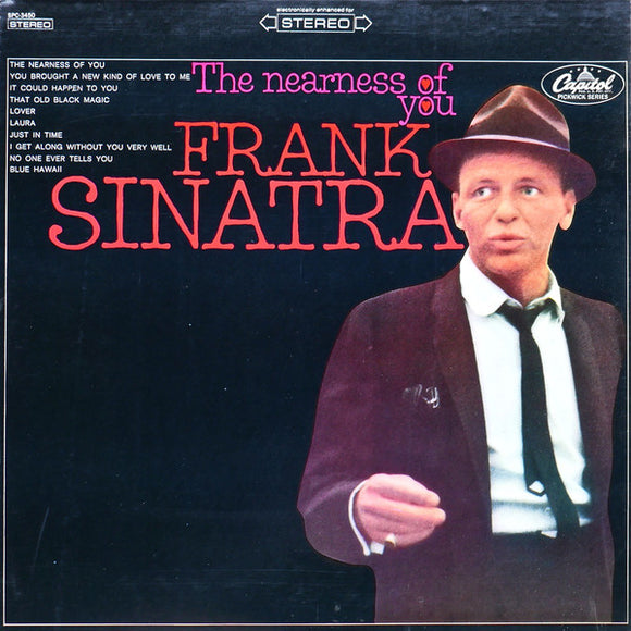 Frank Sinatra - The Nearness Of You