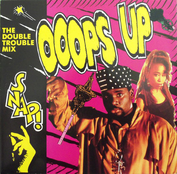 Snap! - Ooops Up (The Double Trouble Mix)