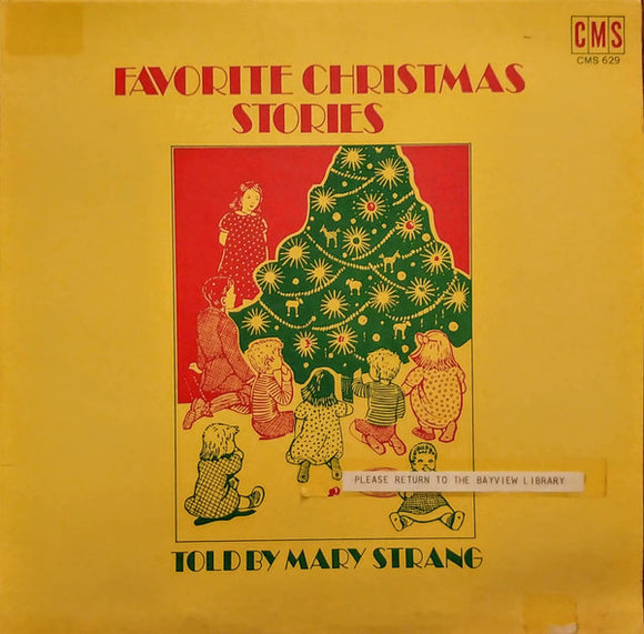 Mary Strang - Favorite Christmas Stories