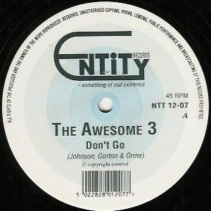Awesome 3 - Don't Go / Headstrong