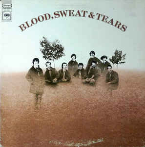 Blood Sweat And Tears - Blood Sweat And Tears