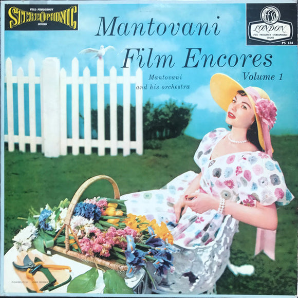 Mantovani - Film Encores, Volume 1