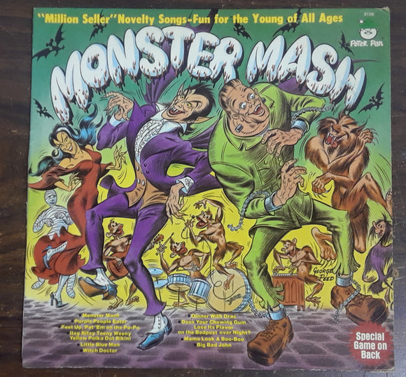 Various - Monster Mash