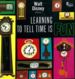 Laura Olsher - Learning To Tell Time Is Fun