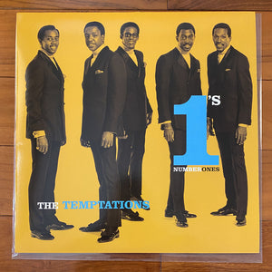 The Temptations - Number 1's