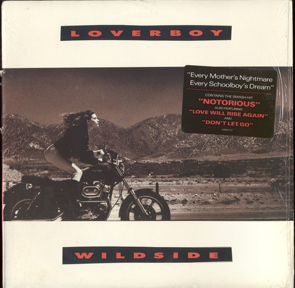 Loverboy - Wildside