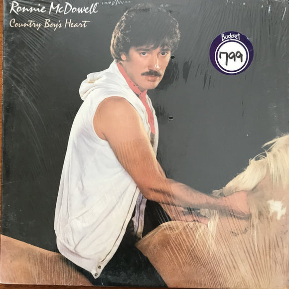 Ronnie McDowell - Country Boy's Heart