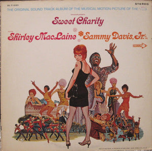 Shirley MacLaine And Sammy Davis Jr. - Sweet Charity