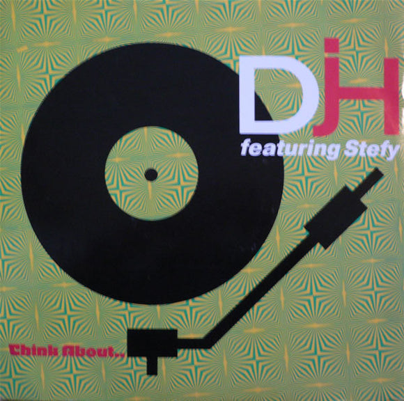 DJ H. Feat. Stefy - Think About...