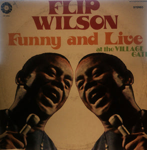 Flip Wilson - Funny & Live At The Village Gate
