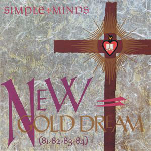 Simple Minds - New Gold Dream