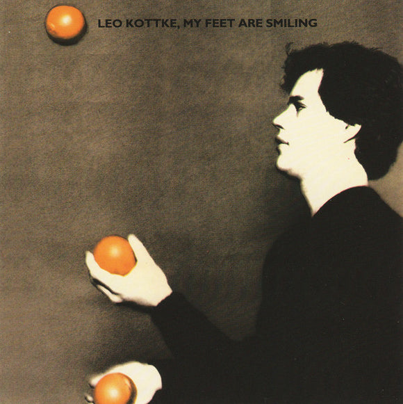 Leo Kottke - My Feet Are Smiling