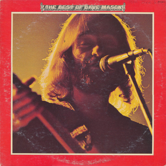 Dave Mason - The Best Of Dave Mason