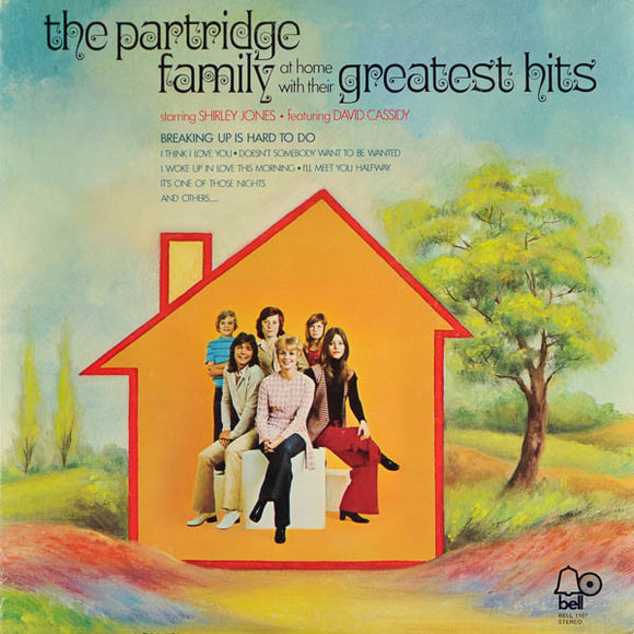 The Partridge Family - At Home With Their Greatest Hits