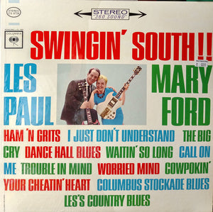 Les Paul & Mary Ford - Swingin' South