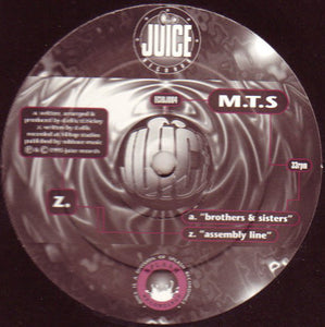 M.T.S. - Brothers & Sisters / Assembly Line