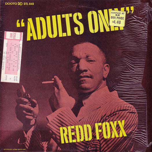 Redd Foxx - Adults Only