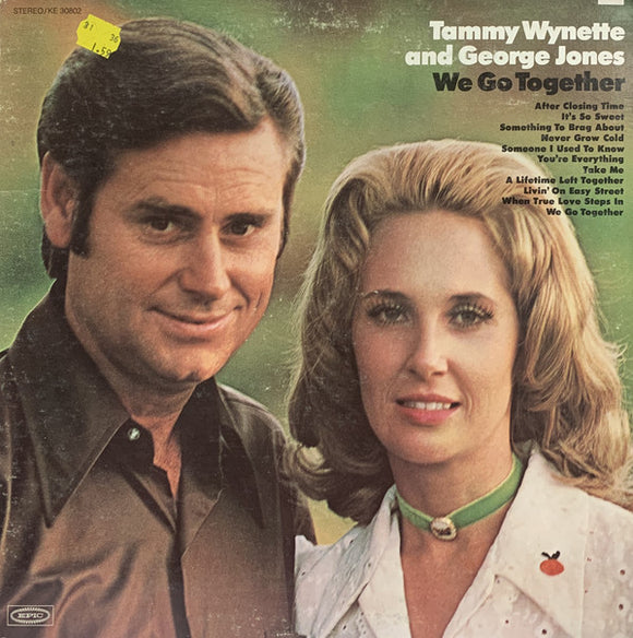 George Jones & Tammy Wynette - We Go Together
