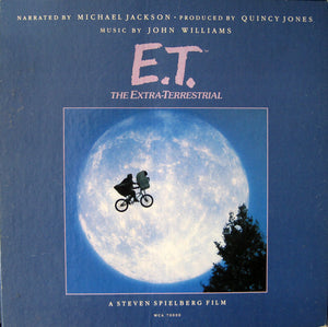 Michael Jackson - E.T. The Extra-Terrestrial