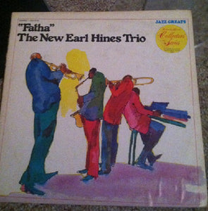 The Earl Hines Trio - Fatha