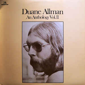 Duane Allman - An Anthology Vol. II