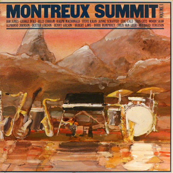 Various - Montreux Summit, Volume 1