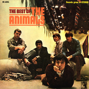 The Animals - The Best Of The Animals