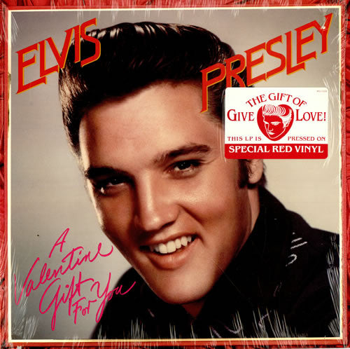 Elvis Presley - A Valentine Gift For You