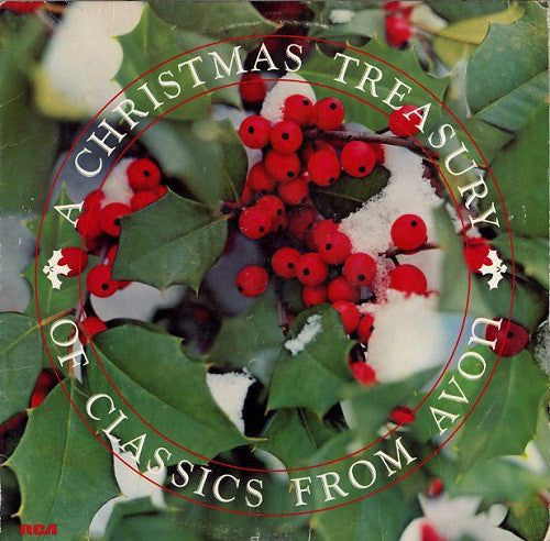 Various - A Christmas Treasury Of Classics From Avon