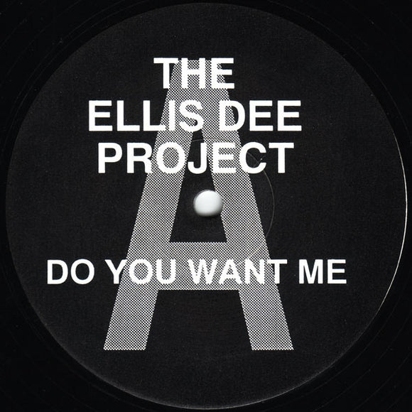 Ellis Dee - Do You Want Me/Rock To The Max