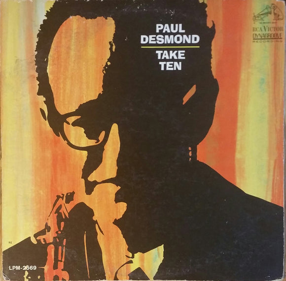 Paul Desmond - Take Ten
