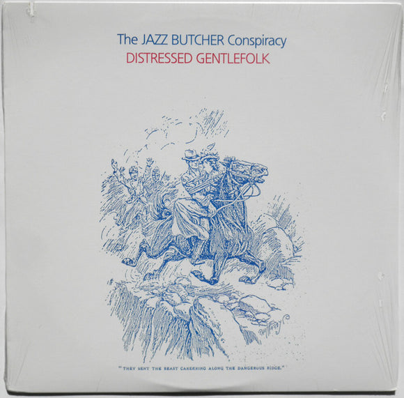 The Jazz Butcher - Distressed Gentlefolk