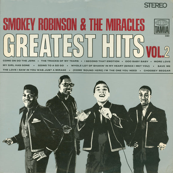 Smokey Robinson - Greatest Hits Vol. 2