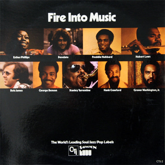 Various - Fire Into Music
